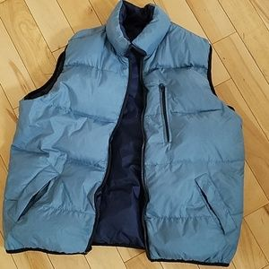 Old Navy Reversible Puffer Vest